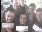 Mi 17.03.2004 OStv. icbeter meldet sich mit 5 mann ab  Wir werden alle...  nach Hamburg fliegen!