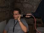 Ein vertrauliches Telefongespräch