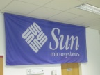 Sun war Sponsor des Events