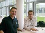 Markus Tauber und Philipp Reisner