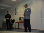 Begrüßung durch den Studiengangsleiter (ICS) Dr. Wiesinger