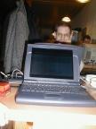 Der [SF] Verein mit deren Laptops