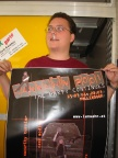 TR|STAN stolz auf Plakat (wer nicht)