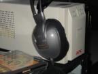 Neo's USV die grad MP3's hört