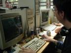 Subcore mit seinen Rechner