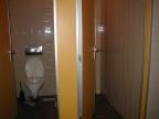 schmutzige WC's