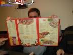 noch in Wien in einen kleinen Restaurant