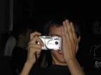 i kann nur mit an Auge Fotos machen