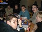 LAN4ALL Runde, hatten eigenen Tisch abgeschieden vom PL Treffen